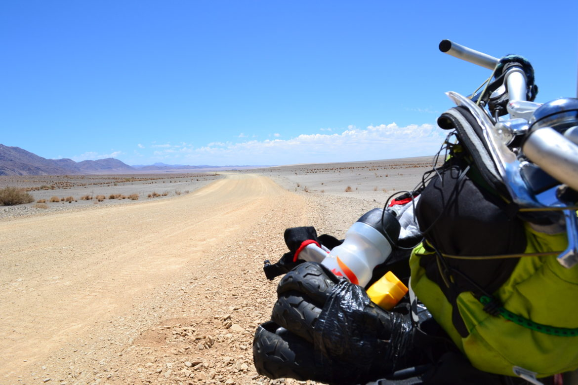 Cycling Africa