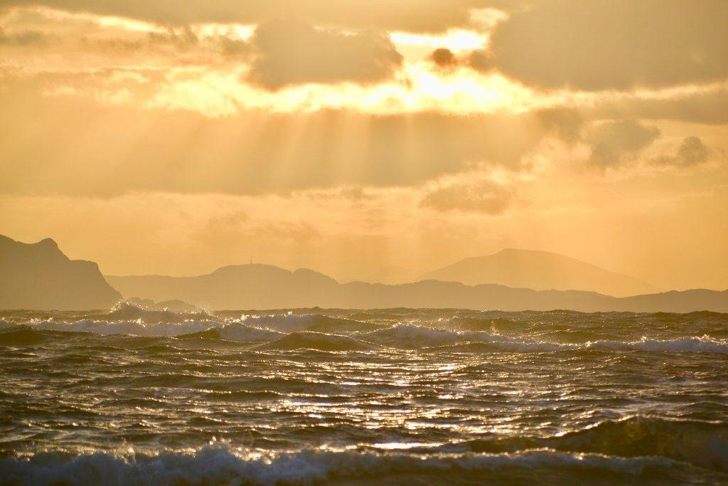 Malin Head Sunset