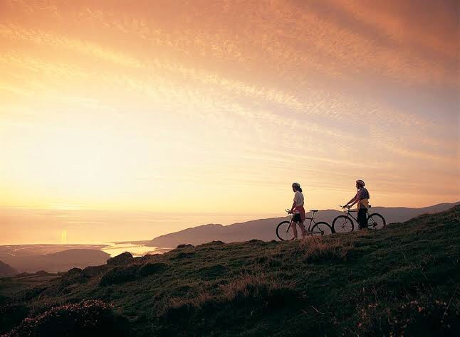 The Longest Off Road Cycling Path in Ireland
