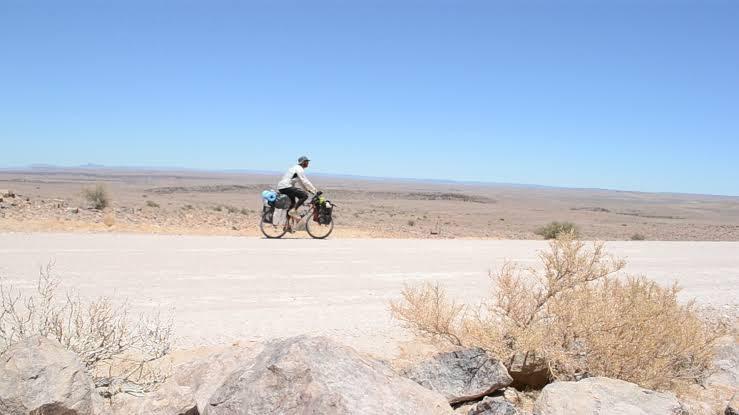 Looking Back on Cycling Across Africa